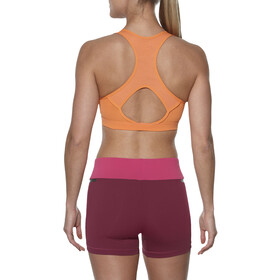 asics Racerback Bra Top Women melon